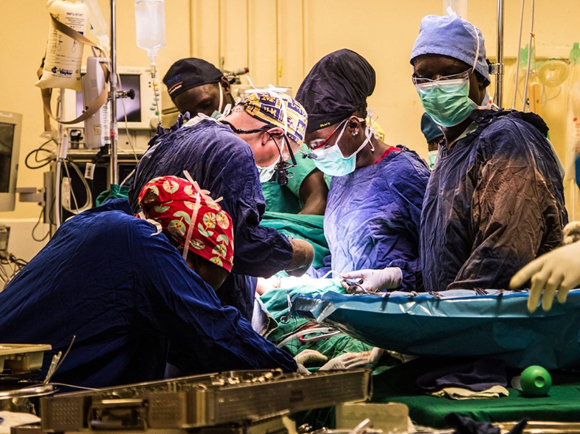 AMH Increasing Surgical Capacity